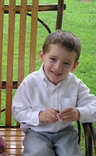My favorite son - Matthew - 3 1/2 yrs