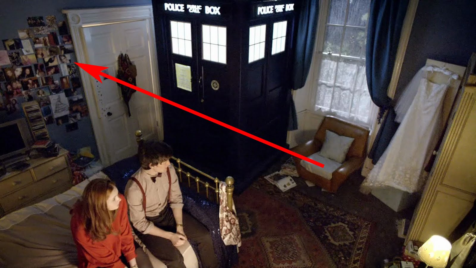 Who Could This Be When Snogging The Doctor? Doctor Who
