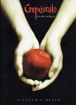 libros de crepusculo screen