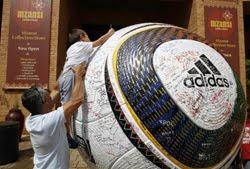 Dünya Kupası Yazıları