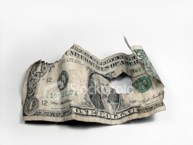 one dollar bill burnt istock photo anarchy
