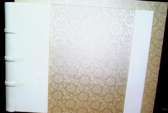 Wedding Guest Book for Korean Bride