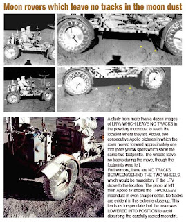 tracklessrover Jack Whites Apollo Hoax Evidence