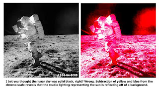 redreflection Jack Whites Apollo Hoax Evidence