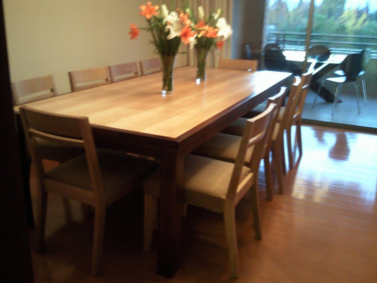Mesa comedor muebles sanchez for Mesas para comedores pequea os