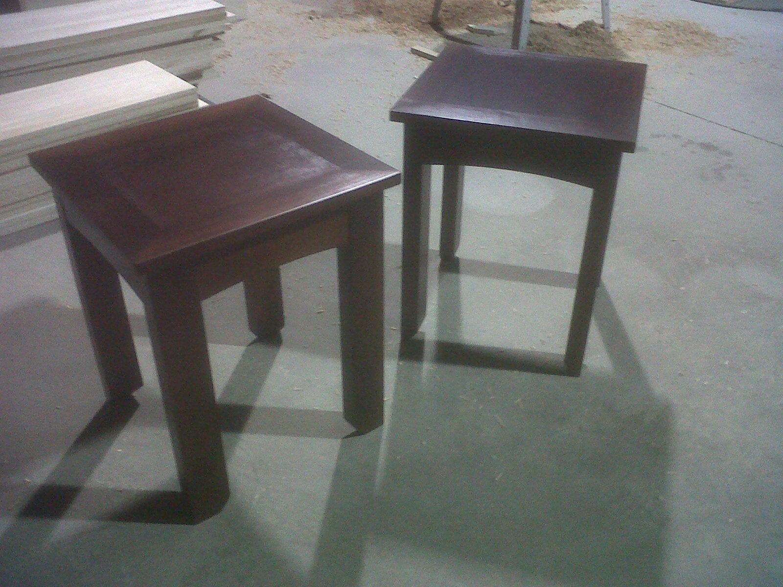 Mesas laterales tak muebles sanchez for Muebles sanchez