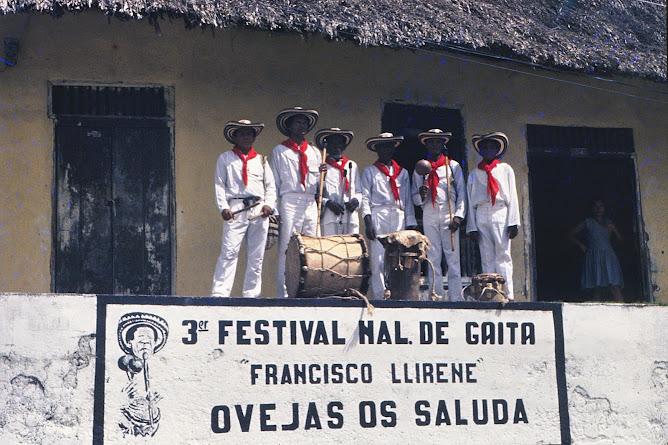 Historia de la Gaita Colombiana, Origen de los Conjuntos Gaiteros en Colombia.
