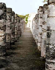 Temple of the Warrior Columns