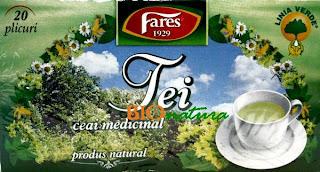 Ceai de Tei proprietati