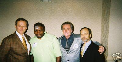 John Grisham Cedric Willis Dennis Fritz Scott Turow