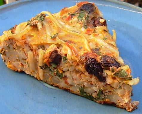Italian Pasta Frittata Recipes — Dishmaps