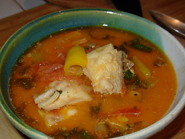 From Kirsten's Kitchen to Yours: Brazilian Fish Stew (Moqueca)