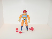 Lion on Play Again Toys   Ljn Thundercats Lion O Figure