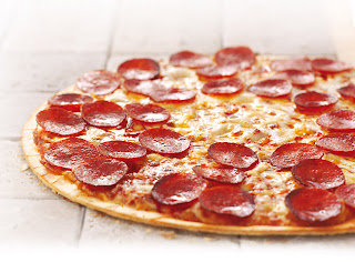 Thin Crust Pepperoni Passion