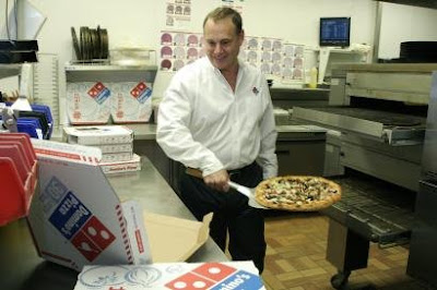 Mike Orcutt Domino's Pizza