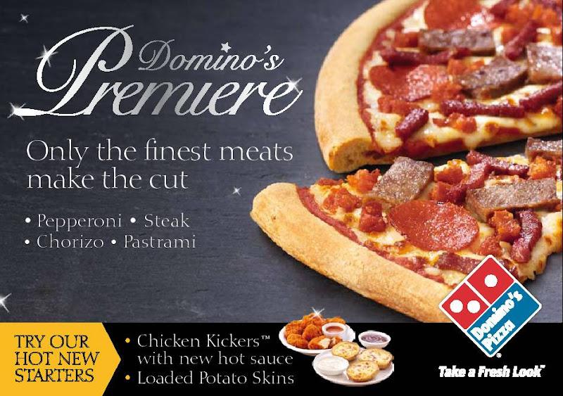 Domino's Pizza Premiere