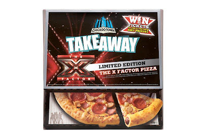 chicago town X Factor Pizza
