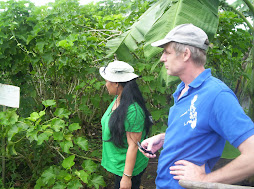 GGEI VISIT JATHROPA PLANTATION IN MINDANAO