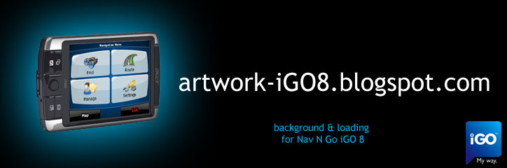 iGO8 Artwork - The best blog to customize your iGO8 !