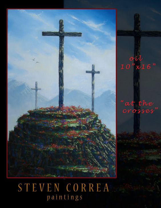 At The Crosses