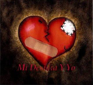 corazon herido de amor