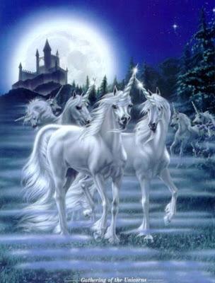 unicornios jovenes
