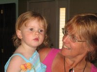Jane and granddaughter Sophie