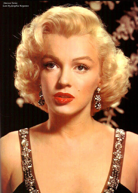 Marilyn Monroe Eye Color (marilyn monroe)