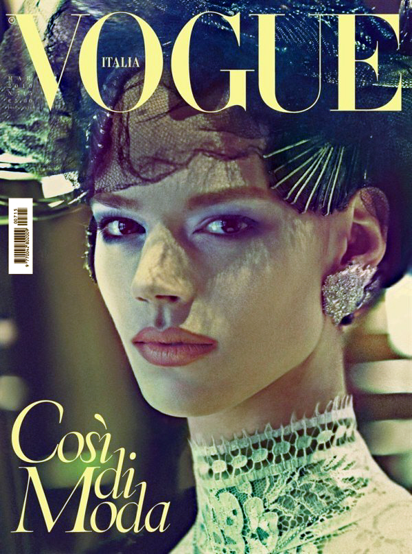 A GIRL CALLED TALULLAH: Best Vogue Covers