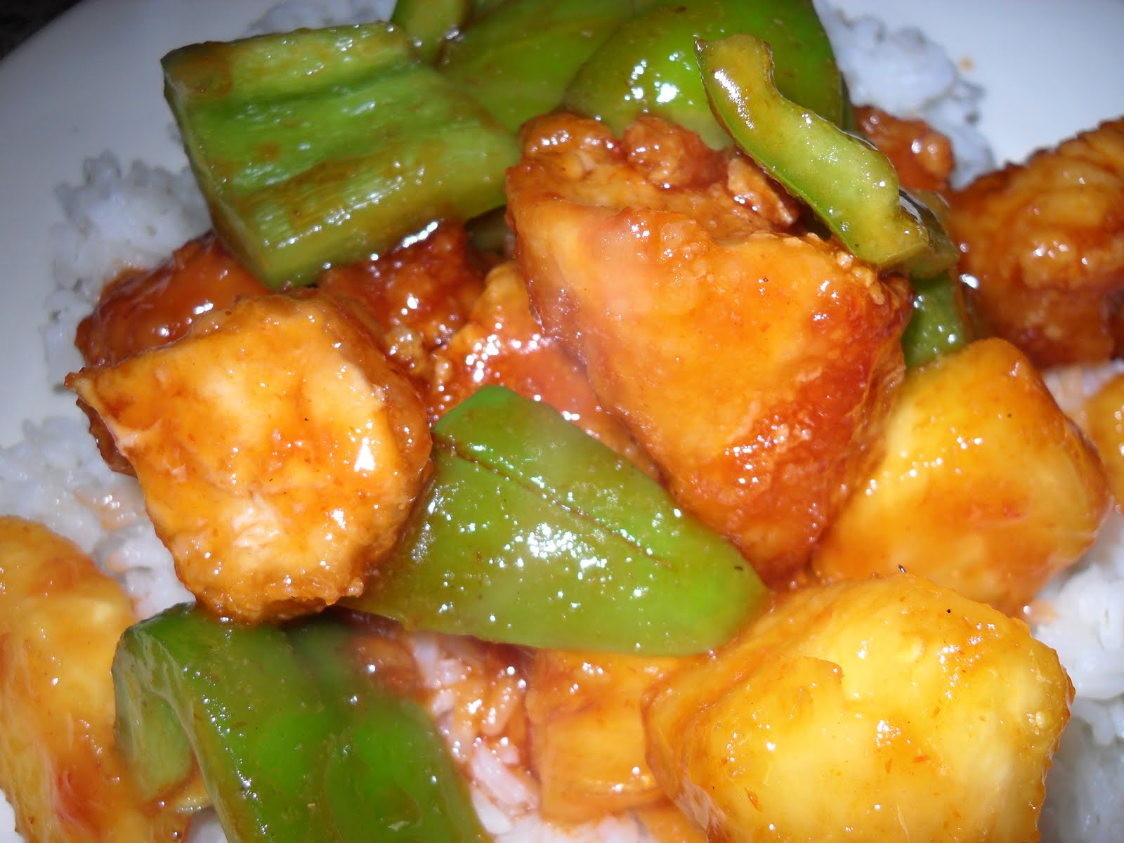 Sweet And Sour Pork III Recipe — Dishmaps