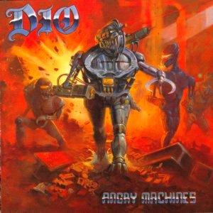 Ronnie James Dio (Discografía) Angry_machines