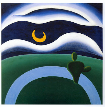 A Lua - Tarsila do Amaral