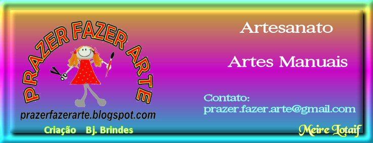 Artesanato - Artes Manuais