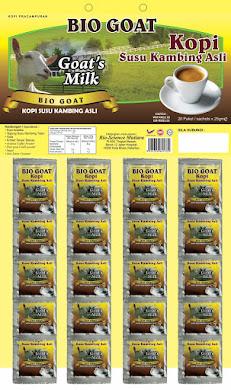 Kopi Susu Kambing (Papan) - RM22
