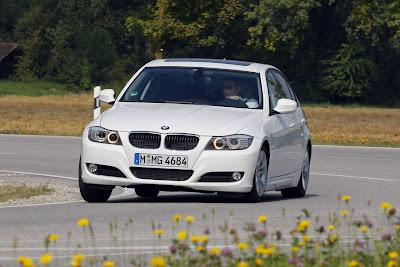 BMW 320d Frankfurt Motor Show