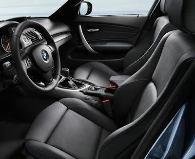 bmw 120i interior