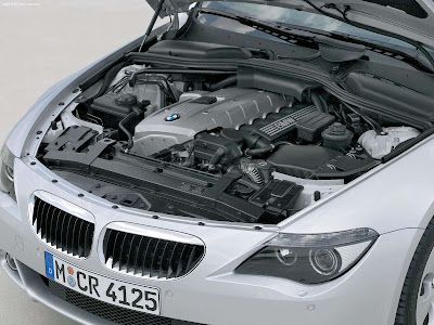 bmw 630i engine