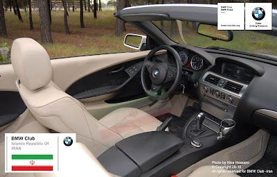 interior bmw 630i