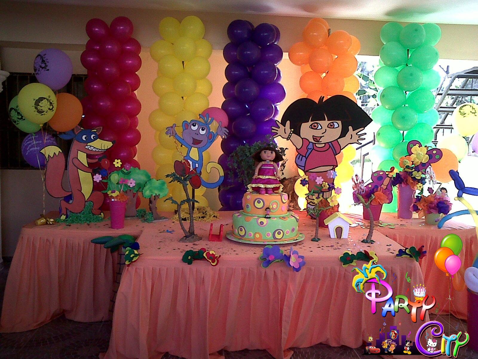 Party city decoraciones de cumplea os - Decoracion en espana ...