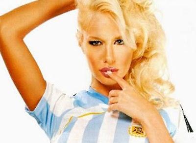Foto De Luciana Salazar Con Pendejas Fotos Argentinas