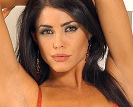 pamela david modelo argentina morocha muy linda
