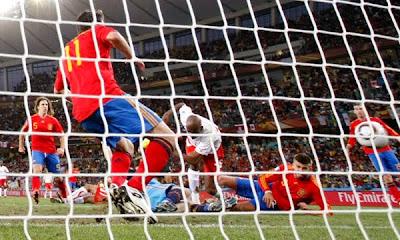 derrota de españa en sudafrica ante suiza