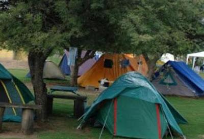 campings en las grutas