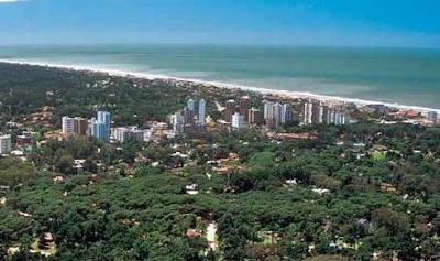 pinamar argentina playas