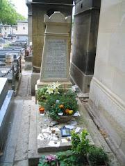 Túmulo de Baudelaire