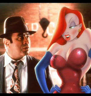 Jessica Rabbit Who Framed Roger Rabbit