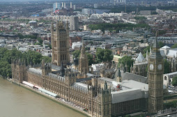 Parliment from the eye