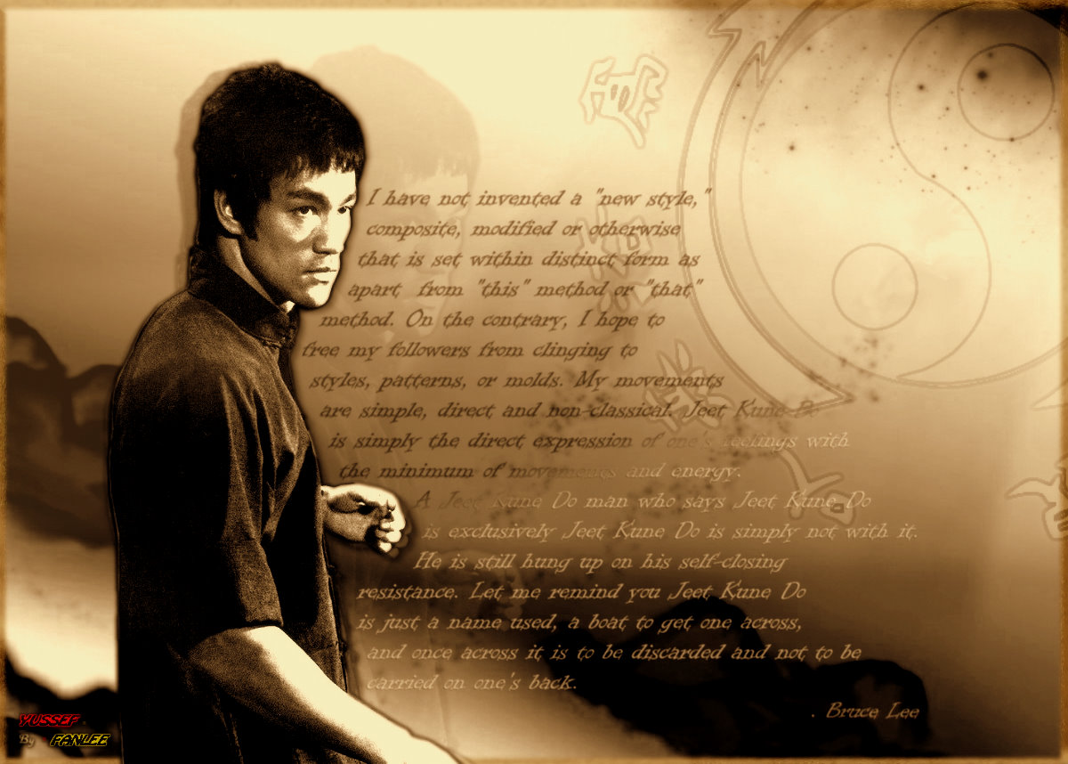 Jeet Kune Do Wallpaper  Awesome Wallpapers