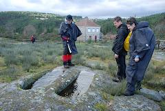 Visitas a sitios arqueológicos