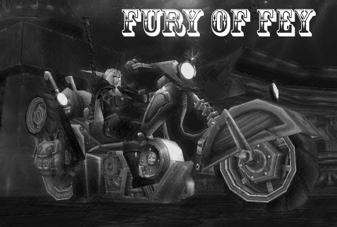 Fury of Fey